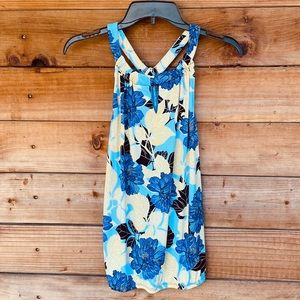INC Tank top with bright florals
